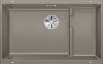 Кухонная мойка BLANCO SUBLINE 700-U Level SILGRANIT серый беж с отв.арм. InFino 523545 blanco 700 u level 520666