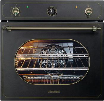 Встраиваемый электрический духовой шкаф Graude BK 60.1 S микрофонная стойка quik lok a344 bk