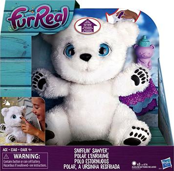 Полярный медвежонок Hasbro FurRealFrends B 9073 EU4 полярный медвежонок hasbro furrealfrends b 9073 eu4