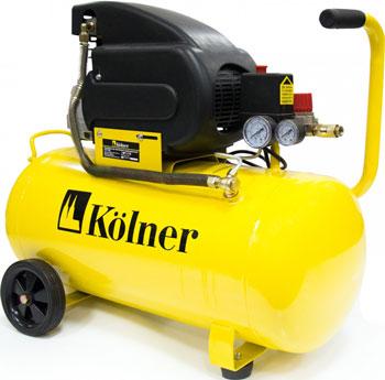 Компрессор Kolner KAC 50 L компрессор масляный kolner kac 24 l