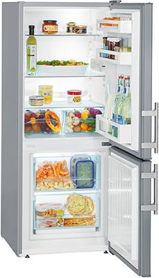 Двухкамерный холодильник Liebherr CUsl 2311-20 двухкамерный холодильник liebherr cu 2311