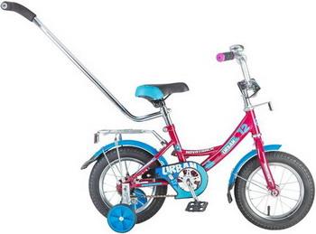 Велосипед Novatrack 12 URBAN вишнёвый 124 URBAN.CH6 детский велосипед novatrack urban 14 2016 blue