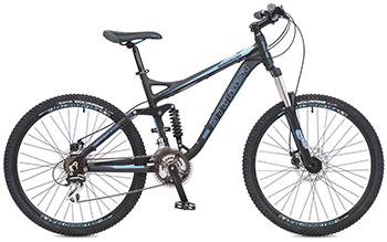 Велосипед Stinger 26 AFD.MAGNUM.18 BL6 26'' Magnum 18 3'' синий stinger alpha 3 5 26