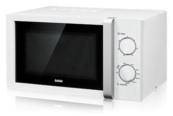 Микроволновая печь - СВЧ BBK 23 MWG-845 M/WS белый/серебро микроволновая печь supra mwg 2232tb