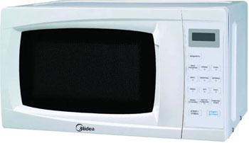 Микроволновая печь - СВЧ Midea EM 720 CKL-W микроволновая печь свч leran fmo 2030 w