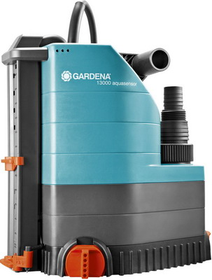 Насос Gardena 13000 Aquasensor Comfort 01785-20 насос садовый gardena 4000 5 comfort 1732 01732 20 000 00