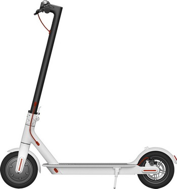 Самокат и скейтборд Xiaomi Mi Electric Scooter White