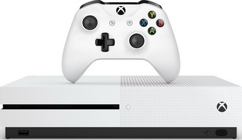 Игровая приставка Microsoft Xbox One S 1 ТБ+Метро: Исход (Комплект) ван бяо сск he t200 black hawk ii 2 5 yingcun usb2 0 hdd enclosure шата поддержка интерфейса ноутбук жесткий диск поддержка ssd черный