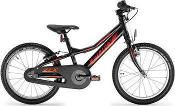 Велосипед Puky ZLX 18-1F Alu 4373 black чёрный puky puky велосипед 2 х колесный crusader 24 3 alu light black 24 черный