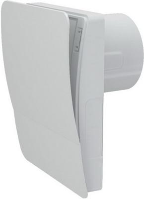 Вытяжной вентилятор BLAUBERG Cabrio 100 Base белый