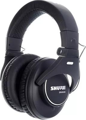 Накладные наушники Shure SRH 840-EFS черный микрофон shure sv200 a черный