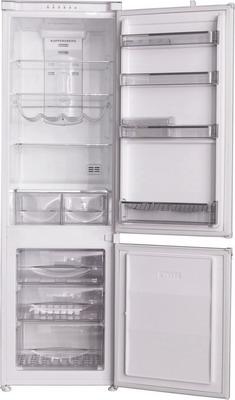 Встраиваемый двухкамерный холодильник Kuppersberg NRB 17761 двухкамерный холодильник don r 295 b