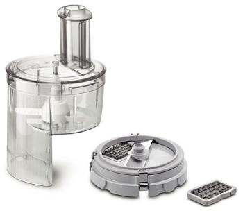 Насадка для нарезки кубиками Bosch MUZ 8 CC2 аксессуар для техники по подготовке и обработке продуктов bosch muz 5 vl1