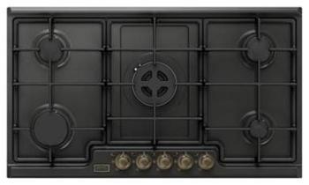 Встраиваемая газовая варочная панель Korting HG 9115 CTRN ejie 9115 чёрный