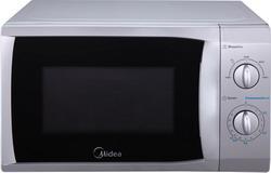 Микроволновая печь - СВЧ Midea MM 820 CFB-S lg mb65w95gih white свч печь с грилем