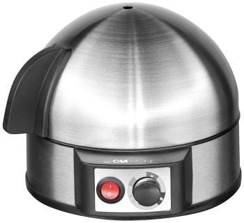 Яйцеварка Clatronic EK 3321 inox 400 W 7Eie мини печь clatronic mbg 3521