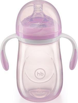 Набор для кормления детей Happy Baby ANTI-COLIC BABY BOTTLE 10009 VIOLET набор для кормления детей happy baby anti colic baby bottle 10009 lime