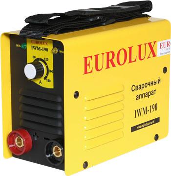 Сварочный аппарат Eurolux IWM 190 сварочный инвертор eurolux iwm 190