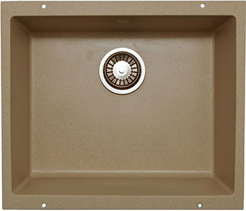 Кухонная мойка LAVA U.1 (DUNE светлый беж) кухонная мойка ukinox stm 800 600 20 6