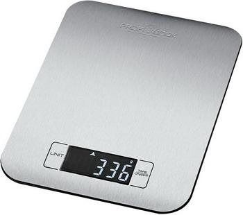 Кухонные весы Profi Cook PC-KW 1061 весы кухонные profi cook pc kw 1061 серебристый