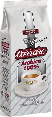 Кофе зерновой Carraro Arabica 100%  5кг