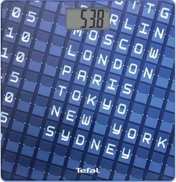 Весы напольные Tefal PP 2100 V0 Altis Decor Departure весы tefal pp 1147v0