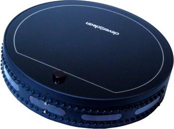 Робот-пылесос CleverampClean Zpro-SERIES Black Diamond II