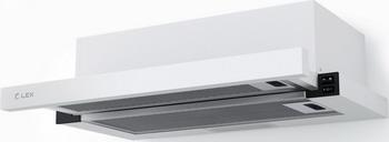 Встраиваемая вытяжка Lex HUBBLE G 600 WHITE холодильник beko rcnk365e20zx двухкамерный нержавеющая сталь