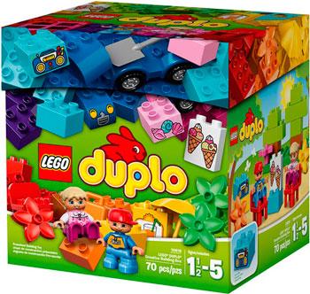 Конструктор Lego Duplo Веселые каникулы 10618 lego lego duplo 10831 моя веселая гусеница