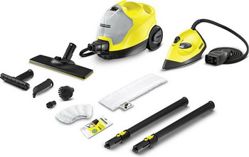 Пароочиститель Karcher SC 4 EasyFix Iron Kit (1.512-453.0) karcher karcher si 4 iron kit желтый