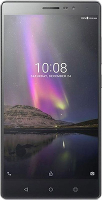 Планшет Lenovo Phab PB2-650 M 32 Gb серый (ZA 190012 RU) смартфон bq 5201 space grey mediatek mt6753 1 3 32 gb 3 gb 5 2 1280x720 dualsim 3g 4g bt android 7 0