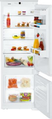 Встраиваемый двухкамерный холодильник Liebherr ICUS 2924 встраиваемый двухкамерный холодильник liebherr icbs 3224