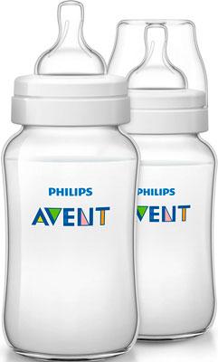 Набор бутылочек Philips Avent SCF 566/27 подогреватель бутылочек philips avent scf284 03