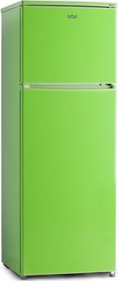 Двухкамерный холодильник Artel HD 316 FN зеленый бутылка гантеля спортивная irontrue цвет зеленый 2 2 л