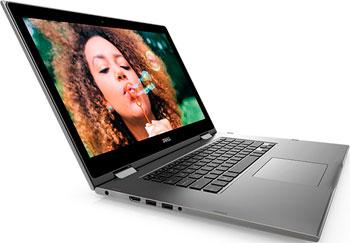 Ноутбук Dell Inspiron 5379-2129 серый ноутбук dell inspiron 7567 9330 2500 мгц 8 гб 1000 гб