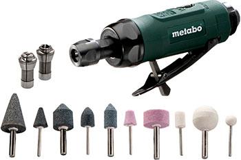 Машина шлифовальная пневматическая Metabo DG 25 Set 3/6мм 11насадок кейс 604116500 lacywear dg 3 sen