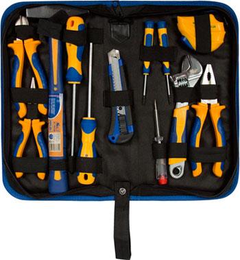 Набор инструментов разного назначения Kraft KT 703001 набор инструментов разного назначения kraft kt 703003 43 предмета