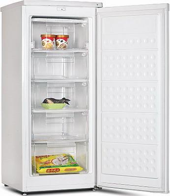 Морозильник Kraft KF-HS 140 W белый