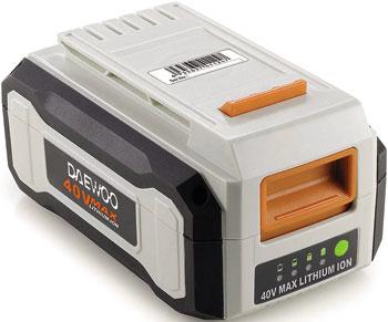 цена на Универсальная аккумуляторная батарея Daewoo Power Products DABT 4040 Li