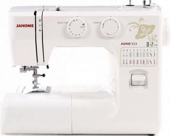Швейная машина JANOME Juno 523 швейная машинка janome juno 523