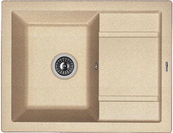 Кухонная мойка Florentina Липси-660 660х510 песочный FG florentina липси 660 чёрный
