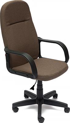 Фото - Офисное кресло Tetchair LEADER (ткань бежевый 12) абажур 7833 2 е14 переходное кольцо на е27 ткань бежевый зеленый