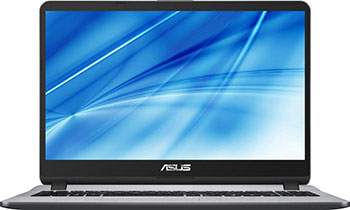 Ноутбук ASUS X 507 MA-EJ 056 (90 NB0HL1-M 02580) серый
