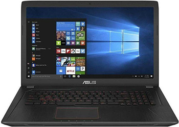 Ноутбук ASUS FX 753 VD-GC 381 T (90 NB0DM3-M 07160) ноутбук asus fx 753 vd gc 128 90 nb0dm3 m 09520
