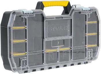 Органайзер Stanley с метал. замками 19'' STST1-70736 1-70-736 ящик для инструменов stanley серия jumbo 19 с метал замками
