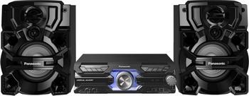 Музыкальный центр Panasonic SC-AKX 710 GSK музыкальный центр micro panasonic sc pm250ee s