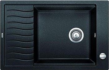 Кухонная мойка BLANCO ELON XL 6 S-F антрацит 524854 мойка кухонная blanco elon xl 6 s антрацит 518735
