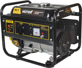 Электрический генератор и электростанция Huter HT 1000 L цена и фото