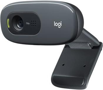 Web-камера для компьютеров Logitech Webcam C 270 HD (960-000636) цена и фото