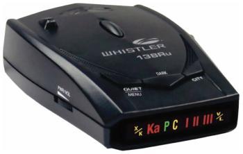 Радар-детектор Whistler WH-138 ST Ru